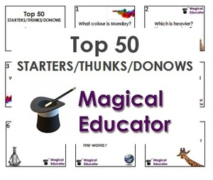 Top 50 Starters::DoNows::Thunks