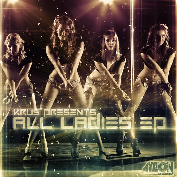 Krus presents All Ladies EP [AR007]