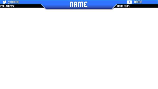 Twitch Overlay Template | Twitch Overlay Template Dualgraphics1