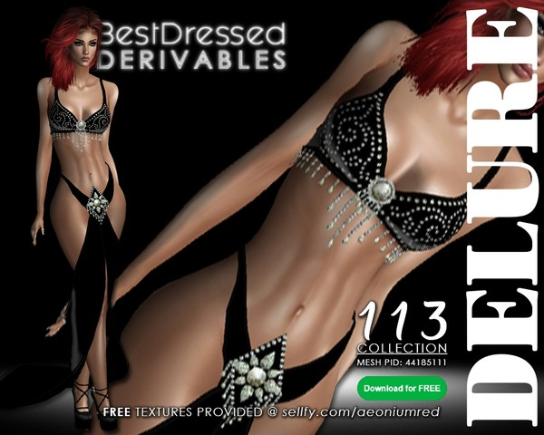 IMVU FREEBIE! BD113 Showgirl