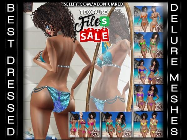 Imvu Sasha File Sale! 80+ Textures MegaPack!