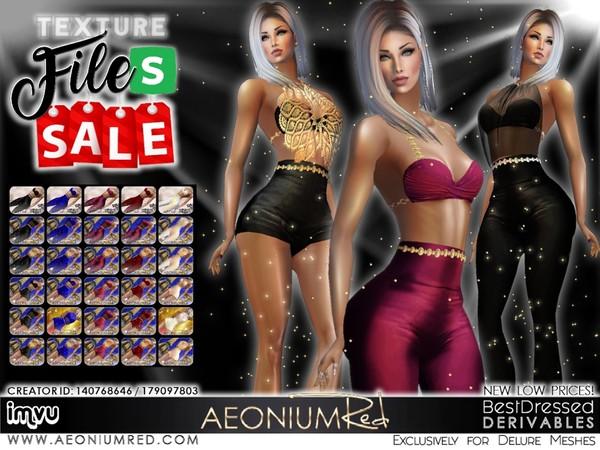 IMVU File Sale! 30+ Texture Mega Pack AR138