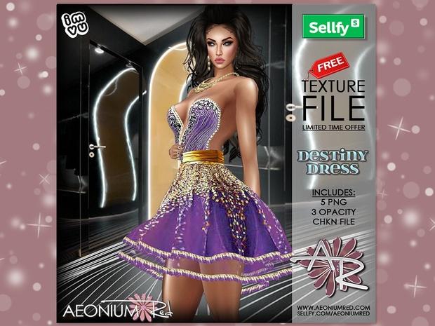 Destiny Dress - LIMITED TIME Freebie
