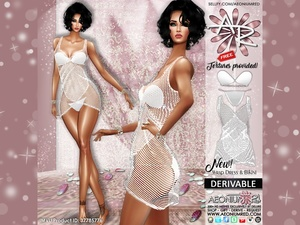 Imvu Freebie: Wrap Dress Bikini