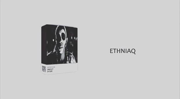 ►EthniaQ Drum Kit◄- by Sero