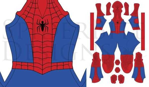 Spiderman cartoon 90