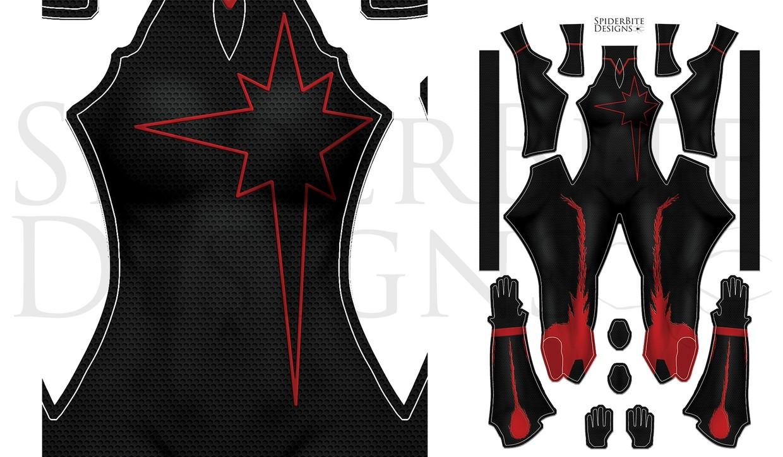 Dark Captain Marvel Spiderbite Designs Ezt a játékot tartalmazó csomagok. dark captain marvel