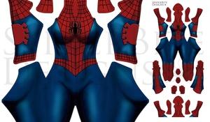 Spiderman Comic girl version