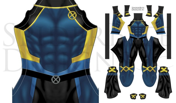 Cyclops X-men Blue