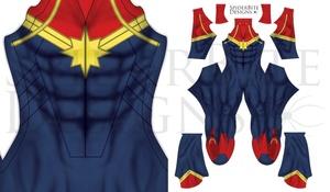 Captain Marvel Male 3