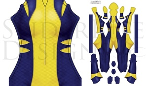 All New Wolverine no boots