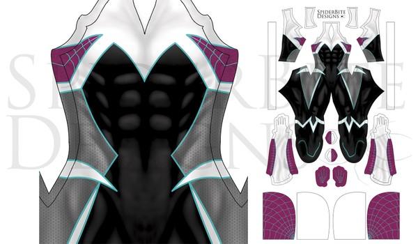 Ghost Spider Gwen Male
