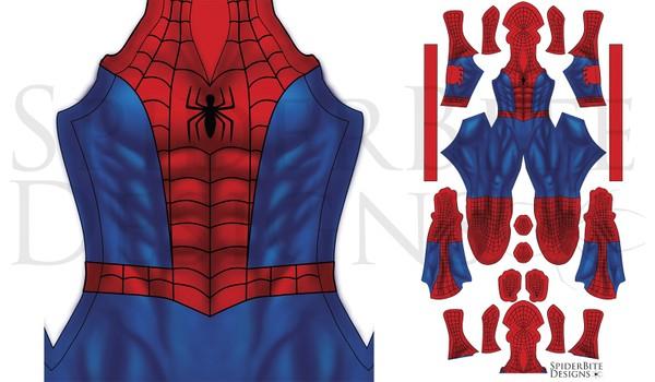 Spiderman cartoon 1994