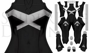 Unncany X-Force Psylocke