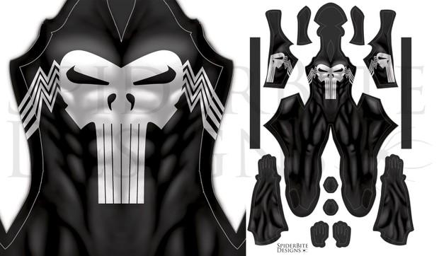 Punisher Symbiote
