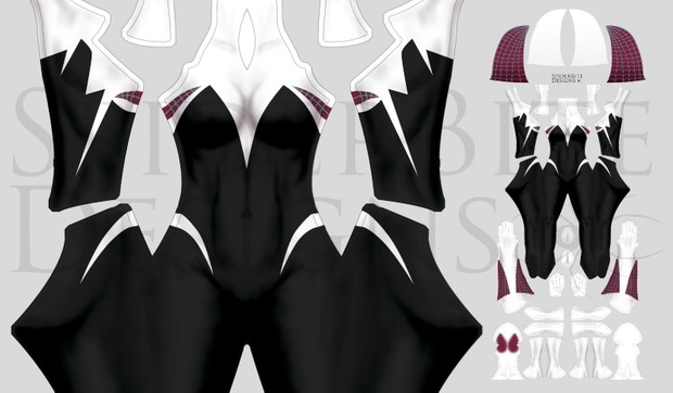 Gwen Stacy Pattern