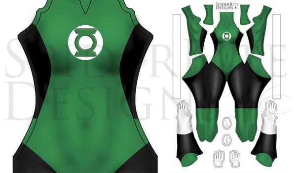 Green Latern Jade