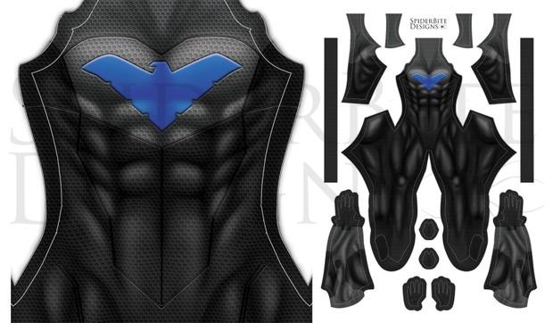 Nightwing Animate Serie
