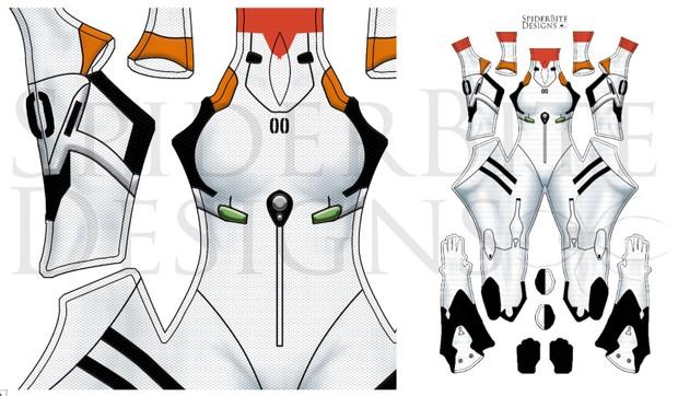 Rei Ayanami (Evangelion)