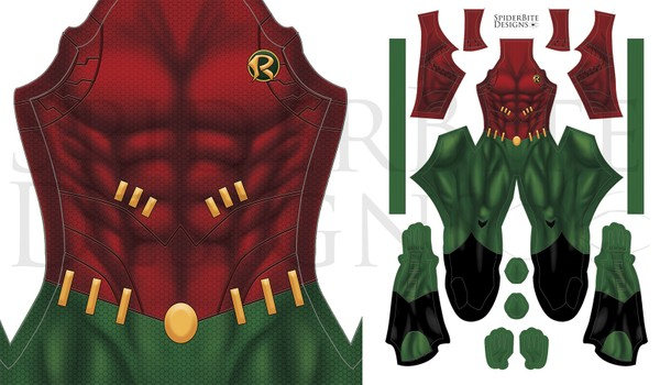 Robin New 52