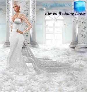 Eleven Wedding Dress 278