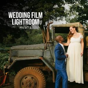 Wedding Film Lightroom Preset