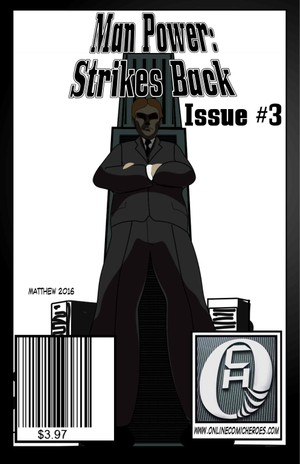 Man Power: Strikes Back #3