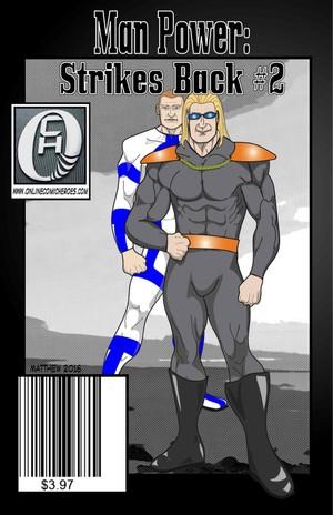 Man Power: Strikes Back #2