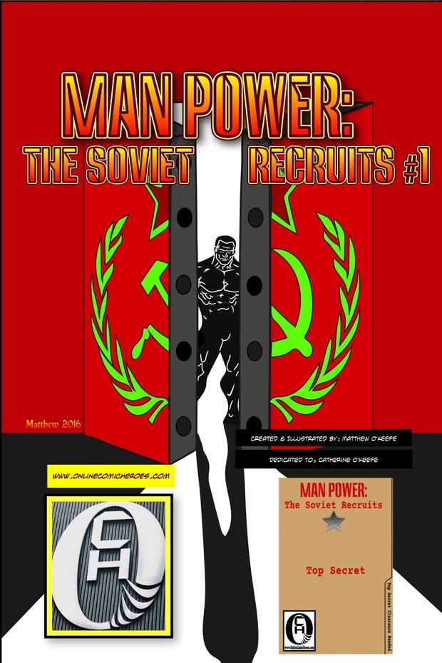 Man Power: The Soviets Recruit #1