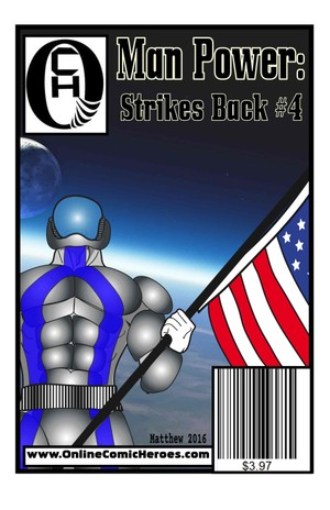 Man Power: Strikes Back #4