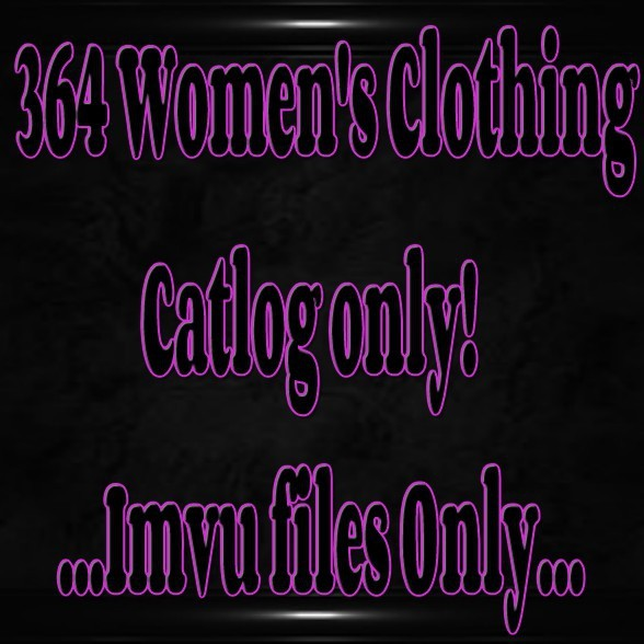 364 Womens Clothing Catty Only!