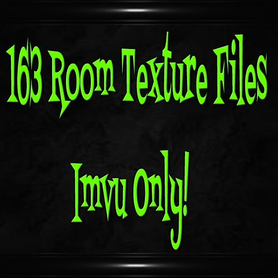 163 Texture Files, Catty Only!