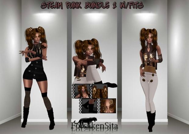 Steam Puk Bundle Catty Only!!!