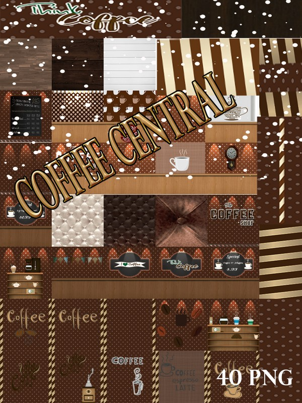 Coffee Central Catty