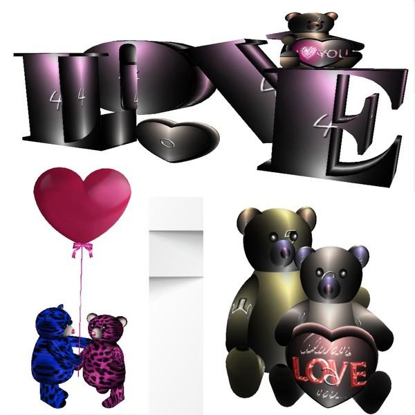 Love Bears Mesh