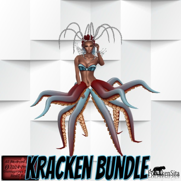 Kracken Bundle -Resell Rights Only-