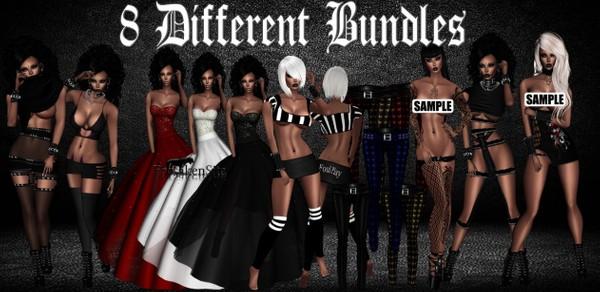 8 Clothing Bundle
