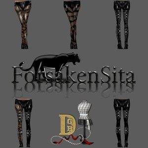 Dark Melina Pants