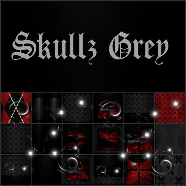 Skullz Grey