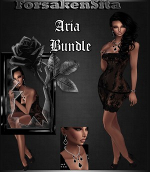 Aria Bundle Ap/Ga Catty Only!