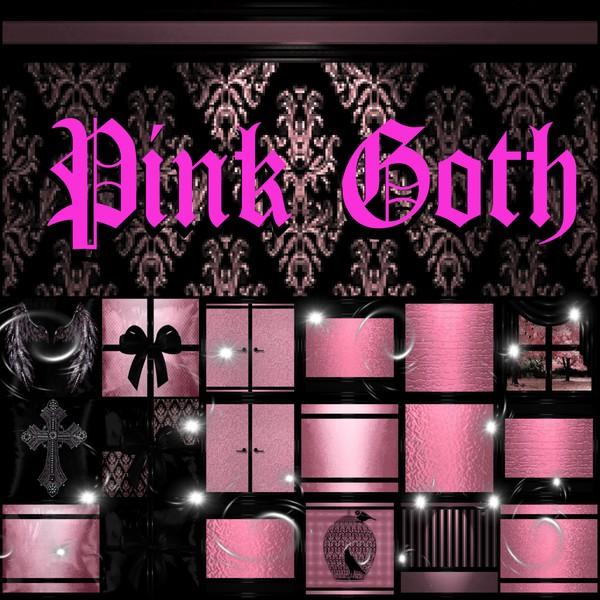 Pink Goth