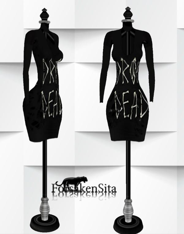Gotha Ripper Dress