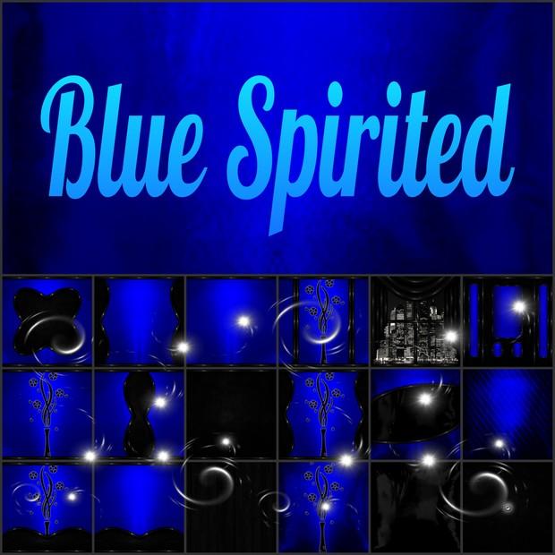 Blue Spirited