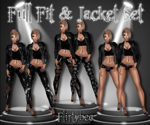 Full Fit & Jacket Set