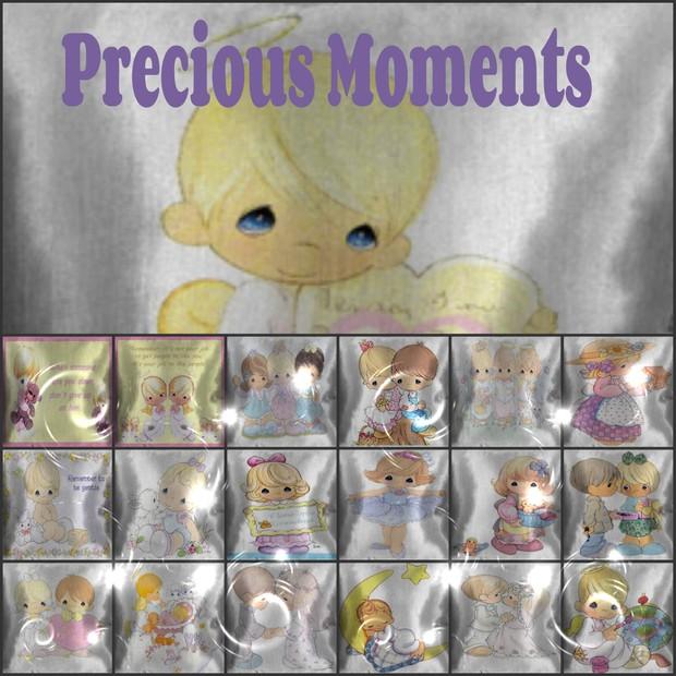 Precious Moments Pillows