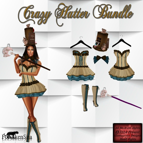 Crazy Hatter ( Resell Rights Only )