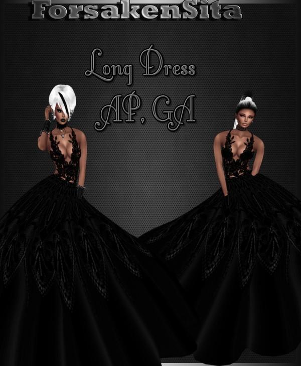 Long Dress Masters!