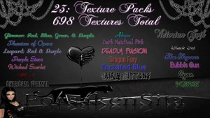 23 Random Textures Packs
