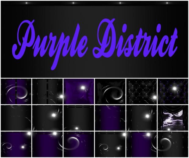 Purple District