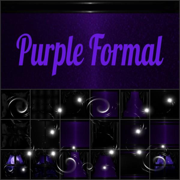 Purple Formal